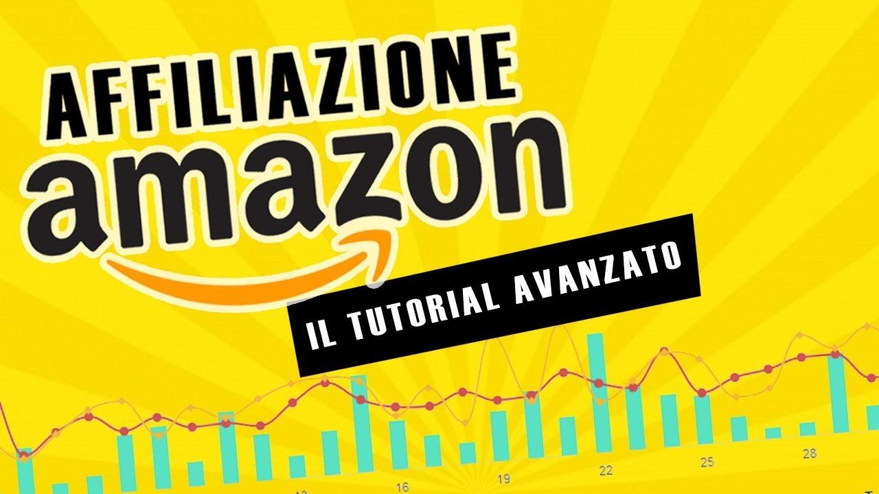 Come guadagnare online con l'affiliazione Amazon 1
