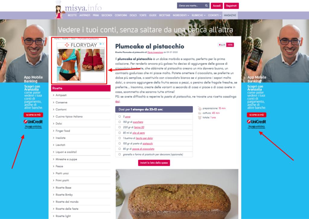 sito mysia che guadagna cone le pubblicità online