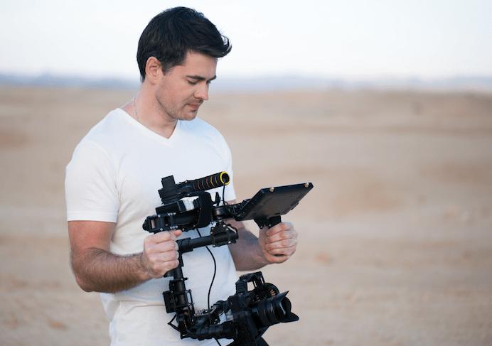 Stabilizzatore per fotocamera
